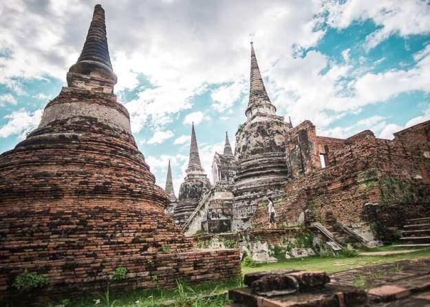 Ayutthaya Historical Park   7 Thailand's Most Exquisite Architectural Wonders   Brain Berries