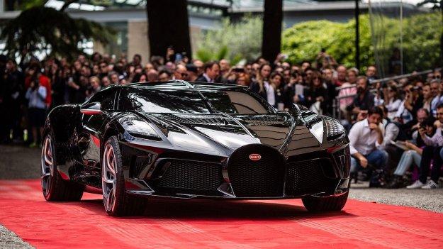 Bugatti La Voiture Noire #1   Brain Berries