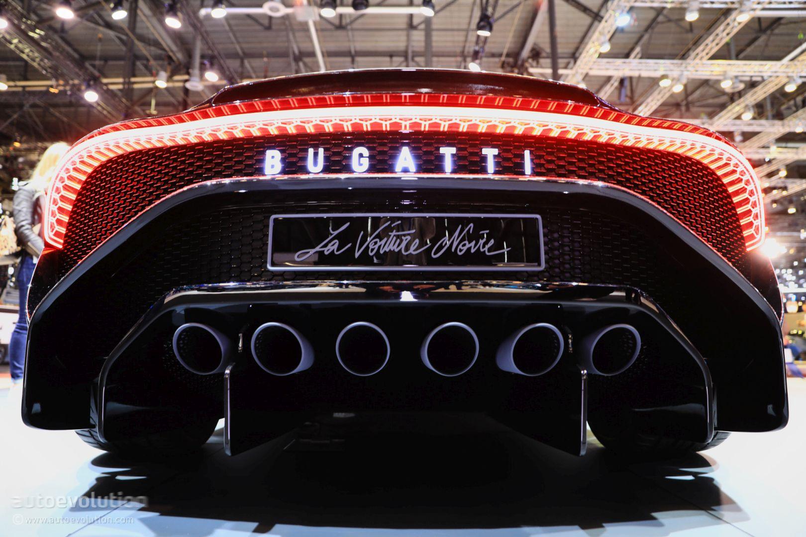 Bugatti La Voiture Noire #2 | Brain Berries