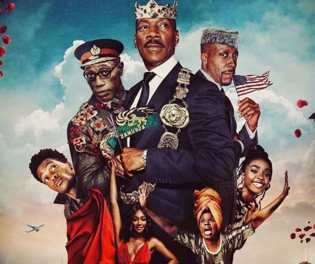 """""""Coming 2 America""""   8 Movie Sequels You Didn't Know Were Coming Up   Brain Berries"""
