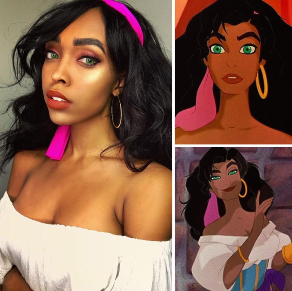 Esmeralda from Hunchback of Notre Damme   15 Astounding Cosplay Transformations of CutiePieSensei   Brain Berries