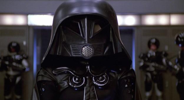 Dark Helmet – Spaceballs   10 Most Hilarious Movie Villains   Brain Berries