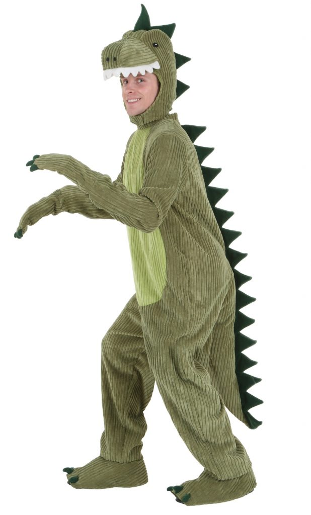 Dino #2  | 6 of The Most Popular Halloween Costumes For This Year | BrainBerries