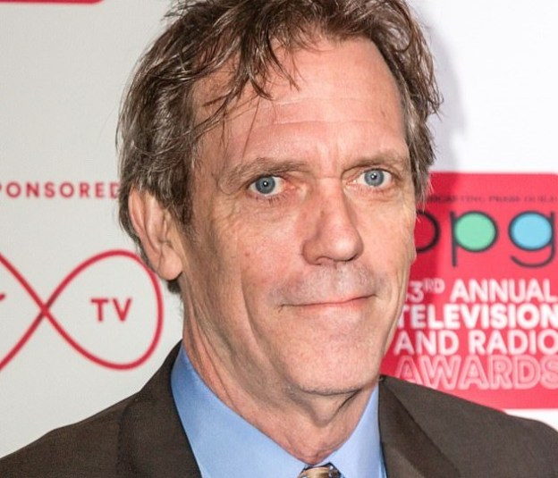 Hugh Laurie   7 Actors You Think Are American But Aren't   Brain Berries