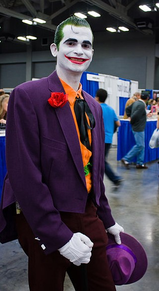 the Joker #3 | 6 of The Most Popular Halloween Costumes For This Year | BrainBerries