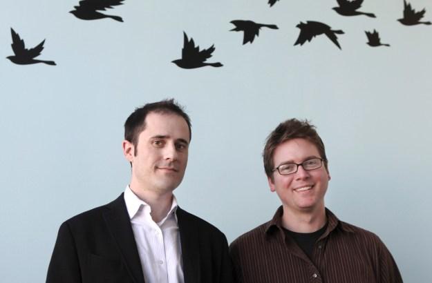Эван Вильямс и Биз Стоун, Twitter (2006) | 6 культовых компаний, созданных друзьями | Brain Berries