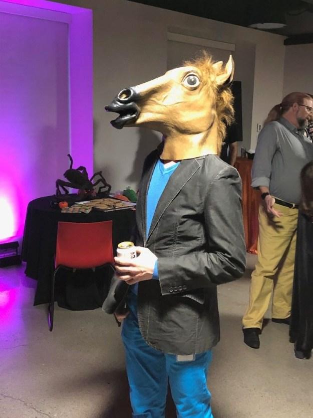 BoJack Horseman | 18 Last-Minute Halloween Costume Ideas | Brain Berries