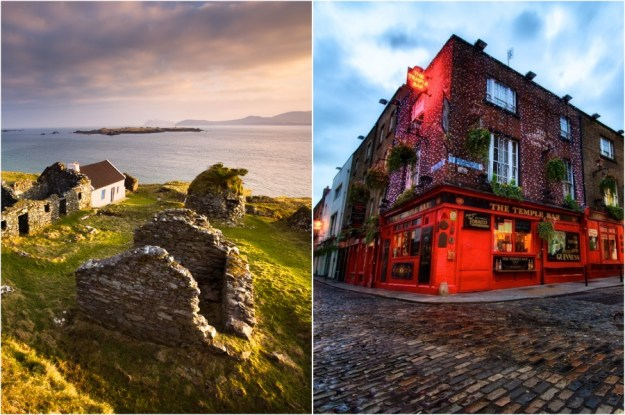 Ireland | 7 Best Countries For Female Solo Travelers | Brain Berries