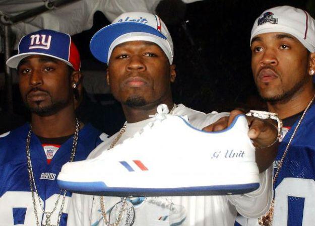 50 Cent – Reebok, $100 Million | 7 Biggest Celebrity Endorsement Deals | Brain Berries