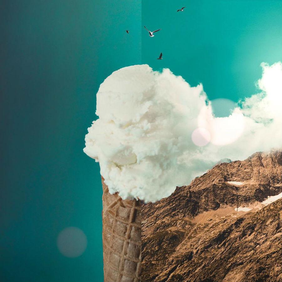# 6 |  Ky Fotografi Genius do të Luajë me Imagjinatën Tuaj Dhe Do Të Dredh pak Trurin |  ZestRadar