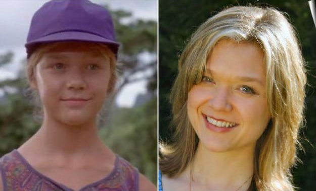 Ariana Richards – Alex Murphy | Where Are the Stars of 'Jurassic Park' Today? | Brain Berries