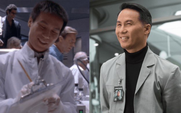 B.D. Wong – Henry Wu | Where Are the Stars of 'Jurassic Park' Today? | Brain Berries