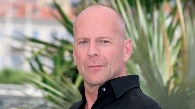 Bruce Willis | The Best Bald Actors of Hollywood | Brain Berries