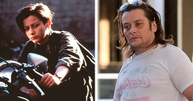 Edward Furlong | Celebrities Who Have Drastically Changed Over The Years | Brain Berries
