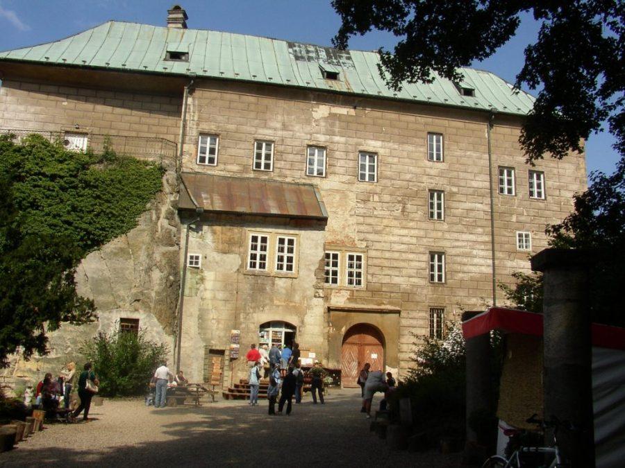 قلعة Houska ، جمهورية التشيك |  أكثر 9 قلاع مسكون رعبًا في أوروبا |  التوت الدماغ