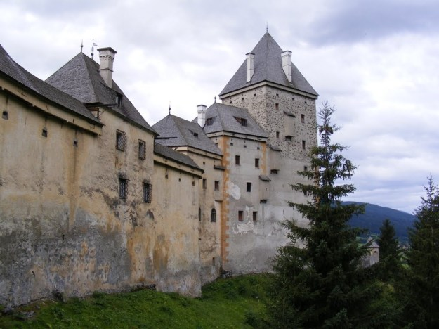 Moosham Castle, Austria | Top 9 Scariest Haunted Castles in Europe | Brain Berries