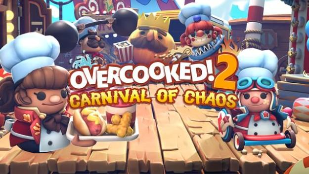 Overcooked 2 | 9 Best Video Games for Couples | Brain Berries