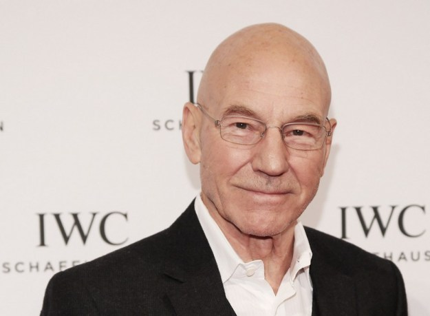 Patrick Stewart | The Best Bald Actors of Hollywood | Brain Berries
