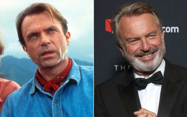 Sam Neill – Alan Grant | Where Are the Stars of 'Jurassic Park' Today? | Brain Berries