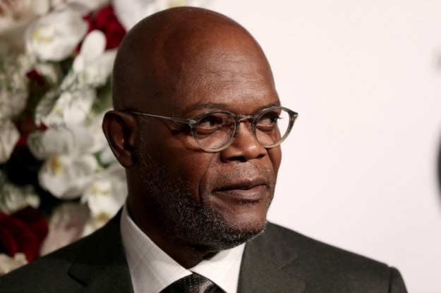 Samuel L. Jackson | The Best Bald Actors of Hollywood | Brain Berries
