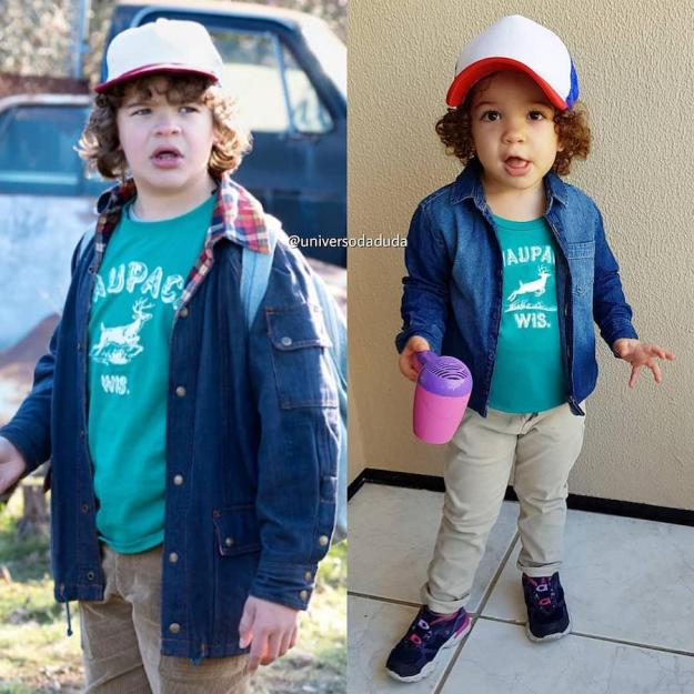 Dustin from Stranger Things | The Youngest Cosplayer You'll Be Jealous Of | Brain Berries