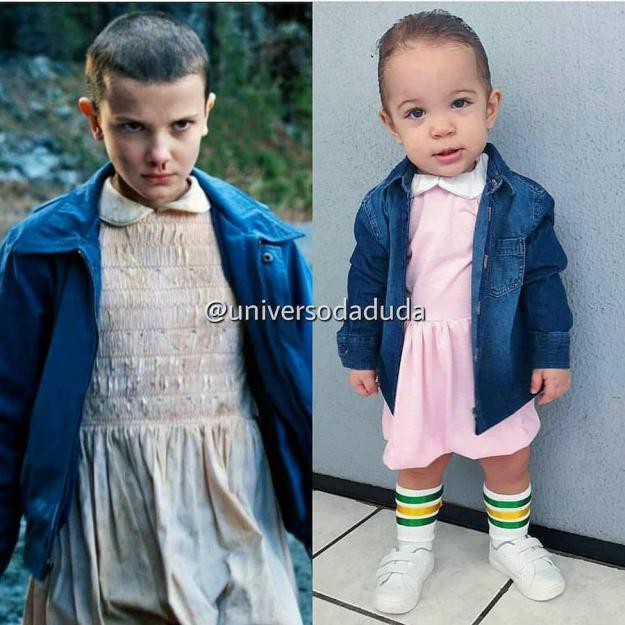 Eleven | The Youngest Cosplayer You'll Be Jealous Of | Brain Berries