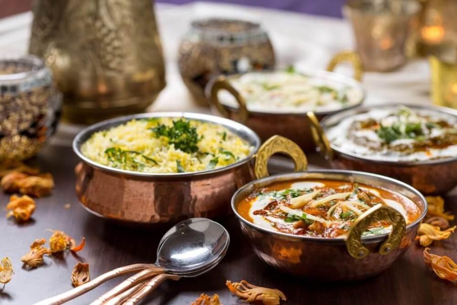 هندي |  أفضل 10 دول مع أشهى المأكولات |  التوت الدماغ