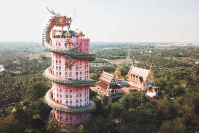 7 kỳ quan kiến trúc độc đáo bậc nhất của Thái Lan   Brain Berries