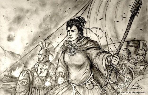 Artemisia of Caria | 6 Fiercest Female Warriors in History | Brain Berries