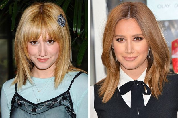 Ashley Tisdale | 7 Disney Stars Who Are Much Older Than You Thought | Brain Berries