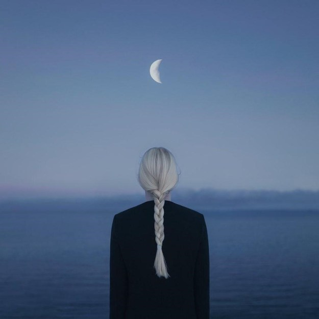 Is it just me? | Surreal Photography That Explores One's Inner Solitary World | Brain Berries