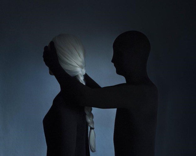 A Girl And The Shadow | Surreal Photography That Explores One's Inner Solitary World | Brain Berries