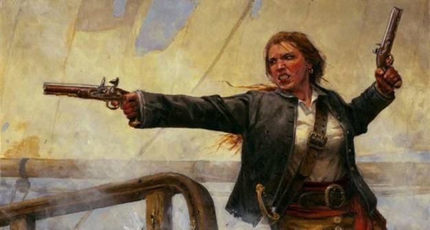 Grace O'Malley | 6 Fiercest Female Warriors in History | Brain Berries