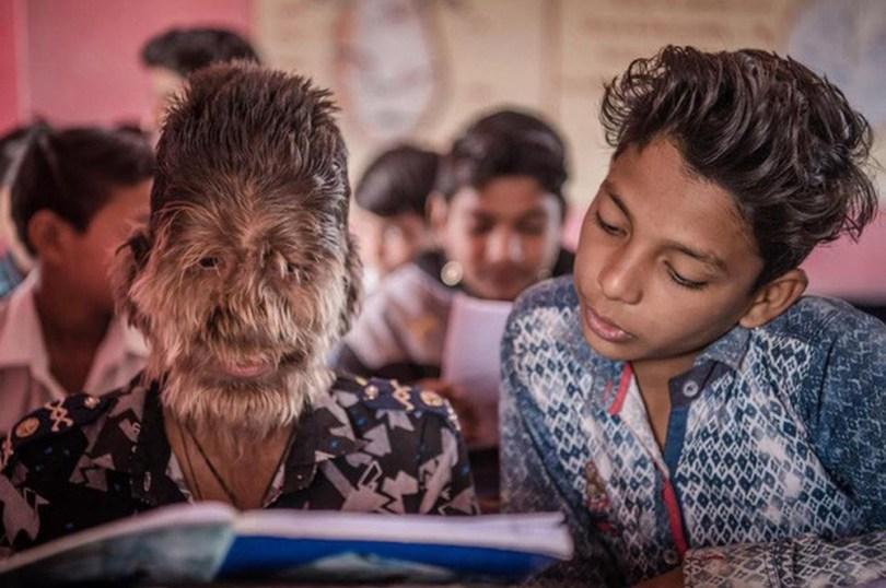 Découvrez 6 des enfants les plus étranges du monde (photos)