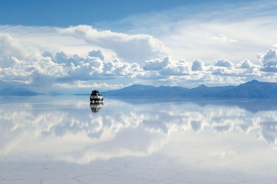 Salar de Uyuni 15 vendet më të çuditshme në të gjithë botën që duhet të vizitoni në vitin 2020 |  ZestRadar