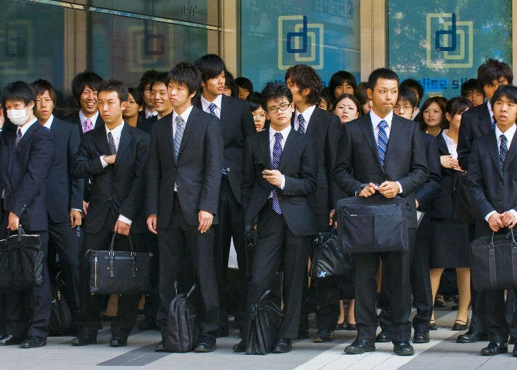 Japan students