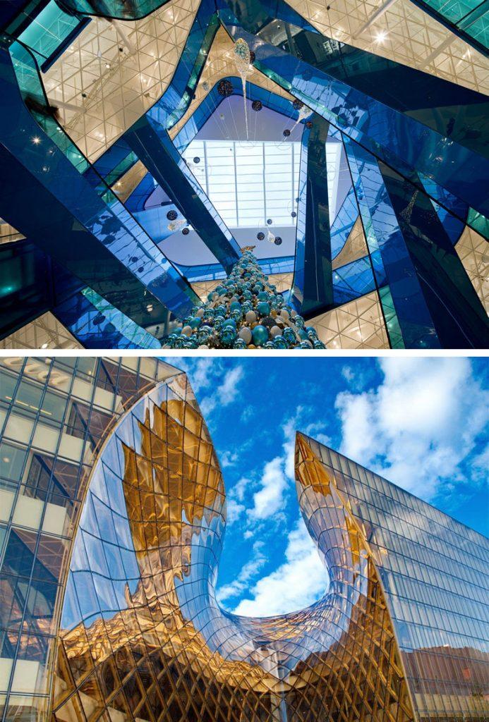 Qendra Tregtare Emporia (Malmo, Suedi) |  8 ndërtesa të pabesueshme që duken si diçka nga një univers paralel |  Zestradar