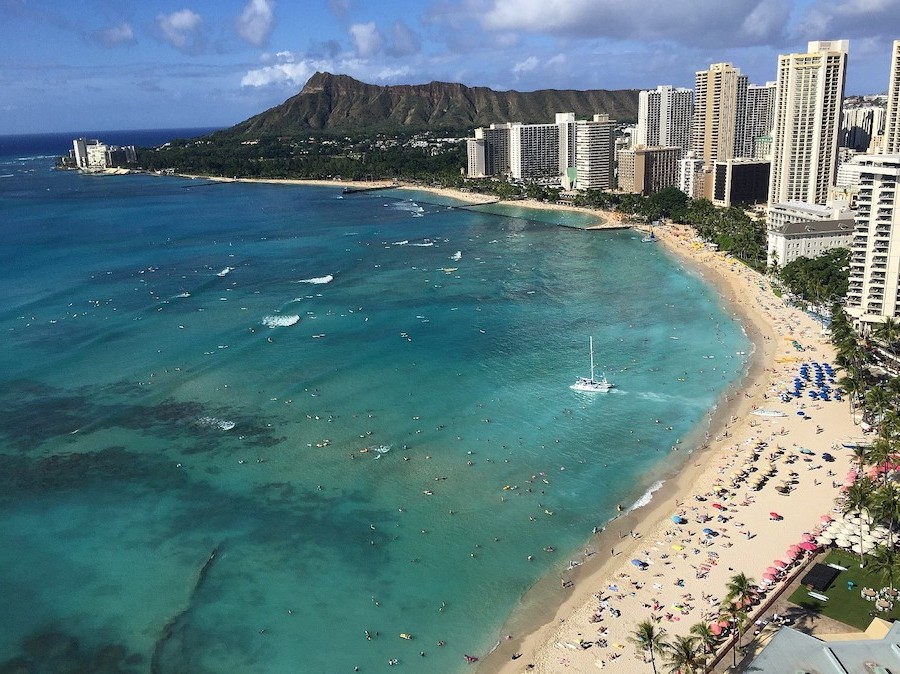 2.Honolulu, Hawaii | Top 10 Spring Holiday Destinations In US For 2020 | Brain Berries
