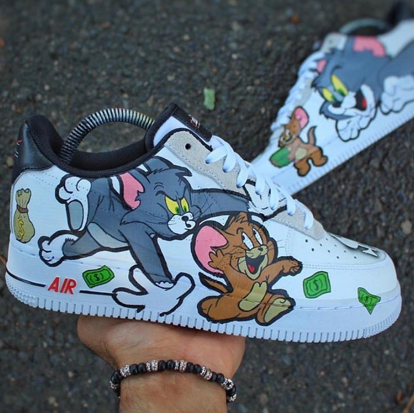 The Coolest Custom Sneakers You've Ever Seen! #10 | Brain Berries