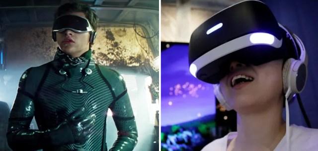 VR |  10 اختراعات علمية خيالية انتقلت من الشاشة إلى الحياة الواقعية |  زيسترادار