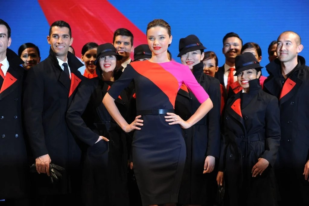airlines with the most attractive flight attendants 1
