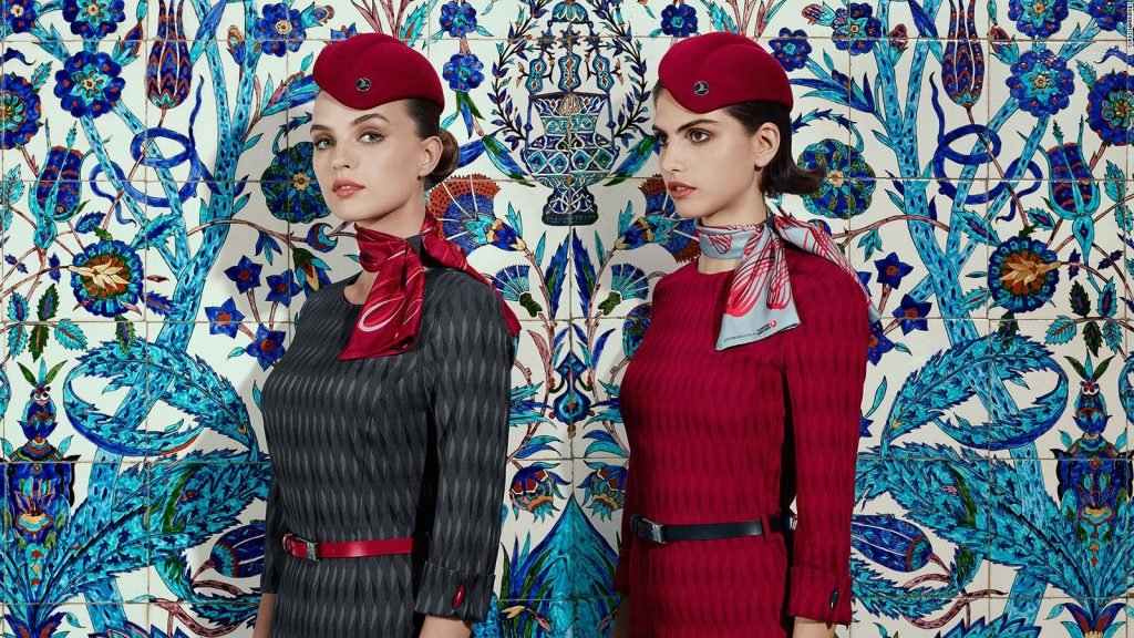 airlines with the most attractive flight attendants 3