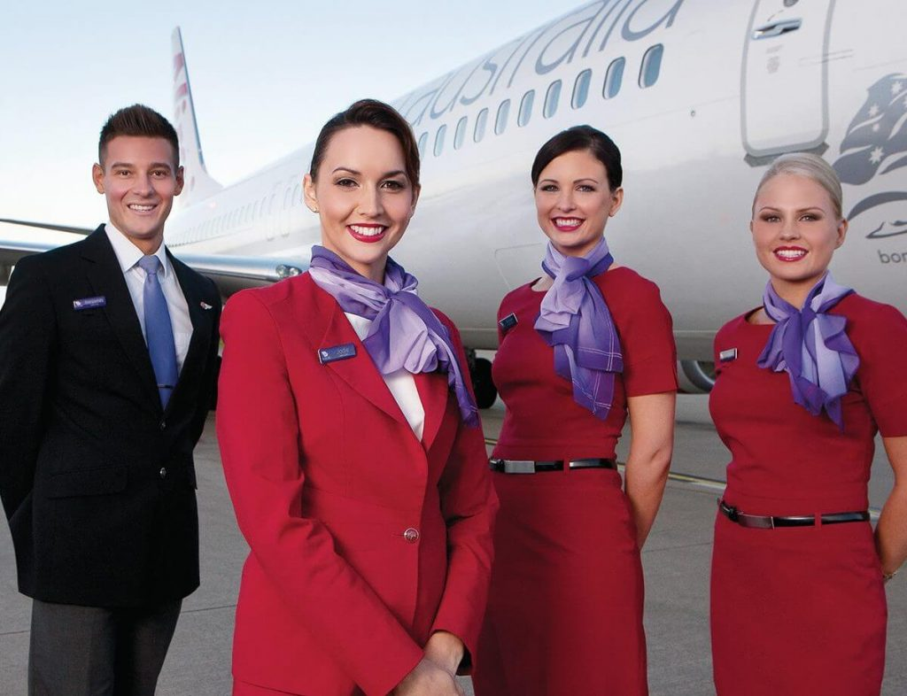 airlines with the most attractive flight attendants 7