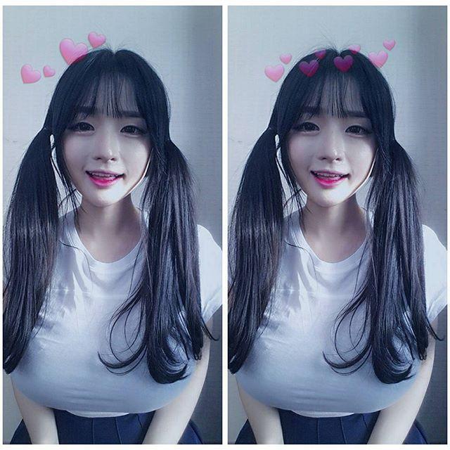쪼블리 - 南韓正妹老師神等級上圍超不科學釦子快爆開、甜美臉蛋加白皙美腿、纖細蠻腰傲人上圍