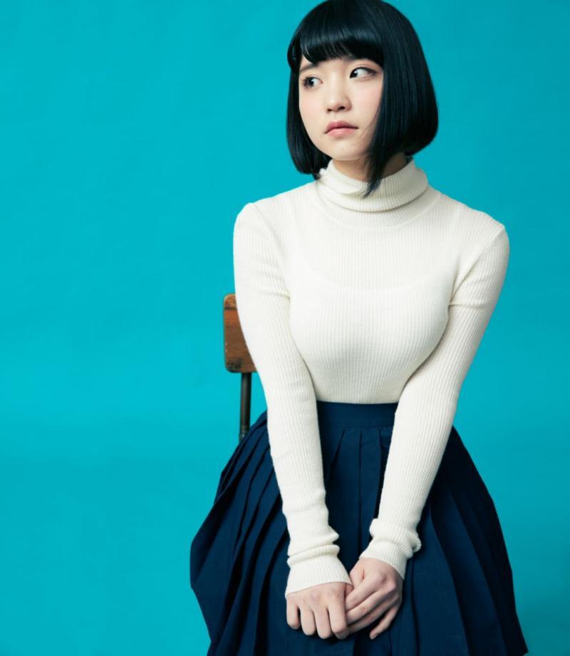 根本凪 - 童顏巨乳版日本娃娃17歲初解禁、寫真界未來超級新星、不科學豪乳罩杯徹底解放