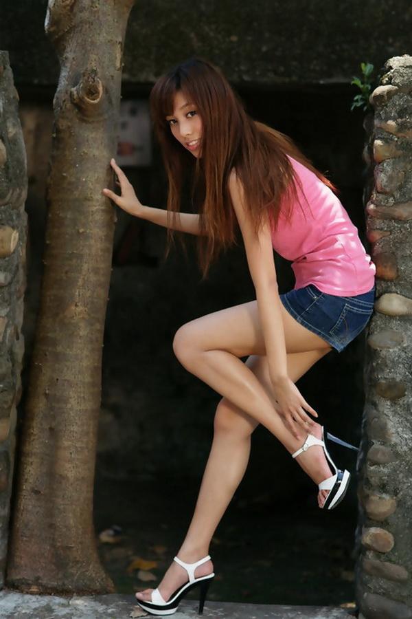 劉貴華 - 多利安嫩模、學生模特