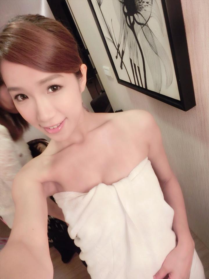 林琦娟 - 小模Kyna女鬼胸爆了中元節廣告走18禁亮點讓人眼睛睜不開、正妹嫩模琦琦爆乳比基尼包不住性感火辣