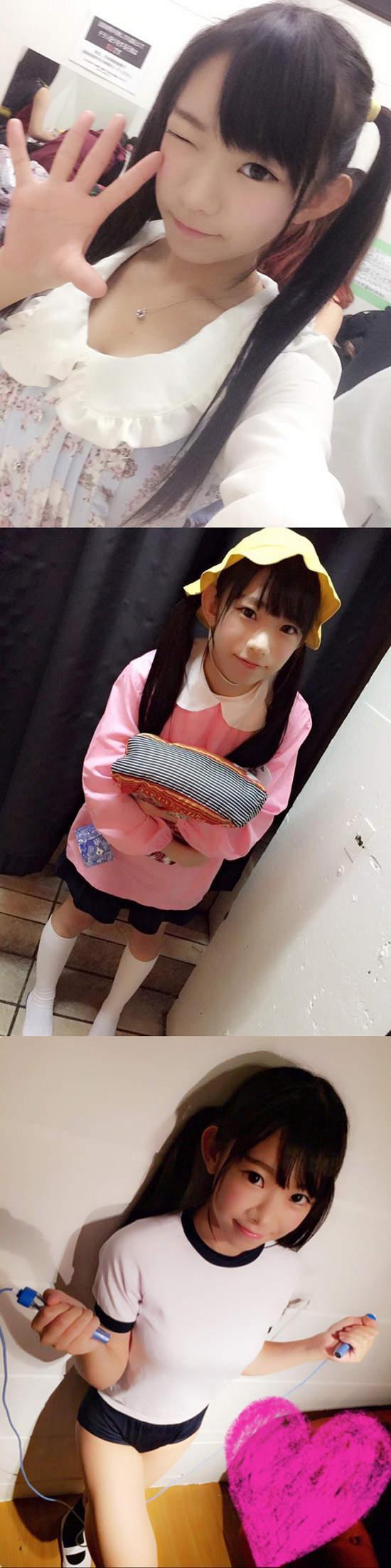 長澤茉里奈 - 誘人犯罪的合法巨乳少女偶像穿鏤空貓內衣、日本正宗童顏爆乳萌系正妹、胸照瘋傳已噴籌錢拍水着DVD