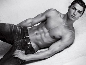 Cristiano Ronaldo - Hottest FIFA Soccer Players for 2014
