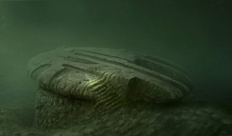 10. Baltic Sea Anomaly
